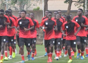 Uganda is in group B of the Zonal Qualifiers. (PHOTO/Courtesy)