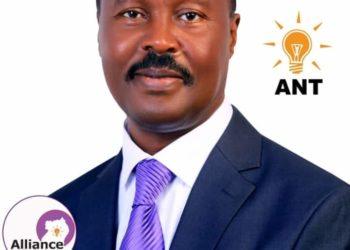 Alliance for National Transformation's Presidential candidate Mugisha Muntu (PHOTO/Courtesy).
