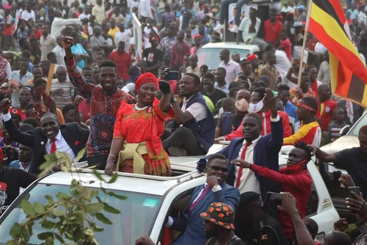 National Unity Platform leader Robert Kyagulanyi Ssentamu is expected to campaign in Oyam, Apac and Lira (PHOTO/Courtesy).