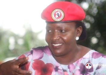 Kampala Woman MP and aspirant Kampala Lord Mayor, Nabilah Naggayi Sempala was earlier arrested (PHOTO/Courtesy).