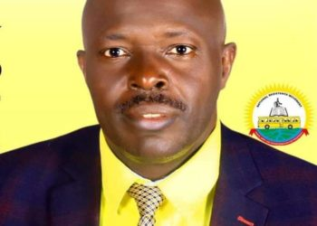 The embattled NRM flag bearer Henry Nkwasibwe Zinkuratire (PHOTO/Courtesy).