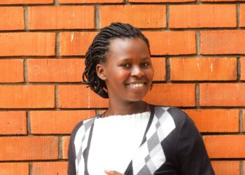 Tusiime Roline, a Resident Research Associate – Great Lakes Institute for Strategic Studies (PHOTO/Courtesy).