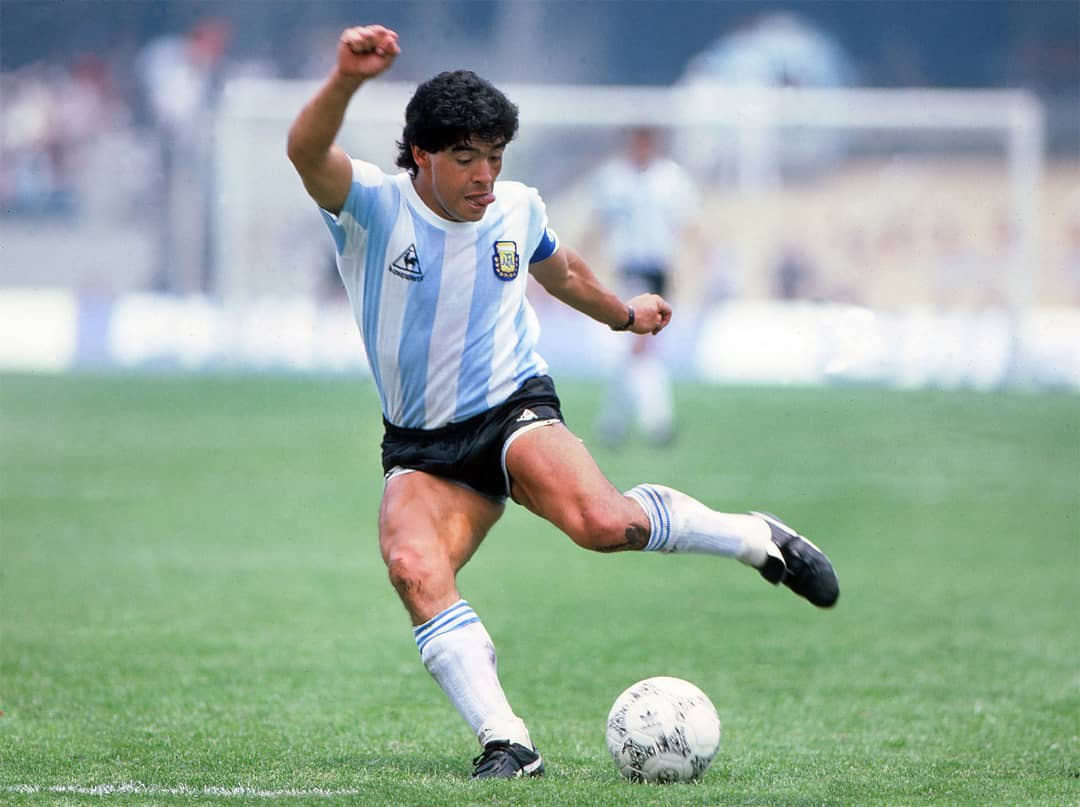 Maradona won one World Cup title. (PHOTO/Courtesy)