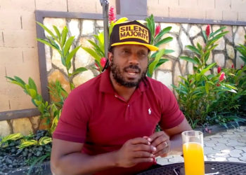 Singer Bebe Cool has complained for NRM treasuring Ronald Mayinja's song over his (PHOTO/Courtesy).