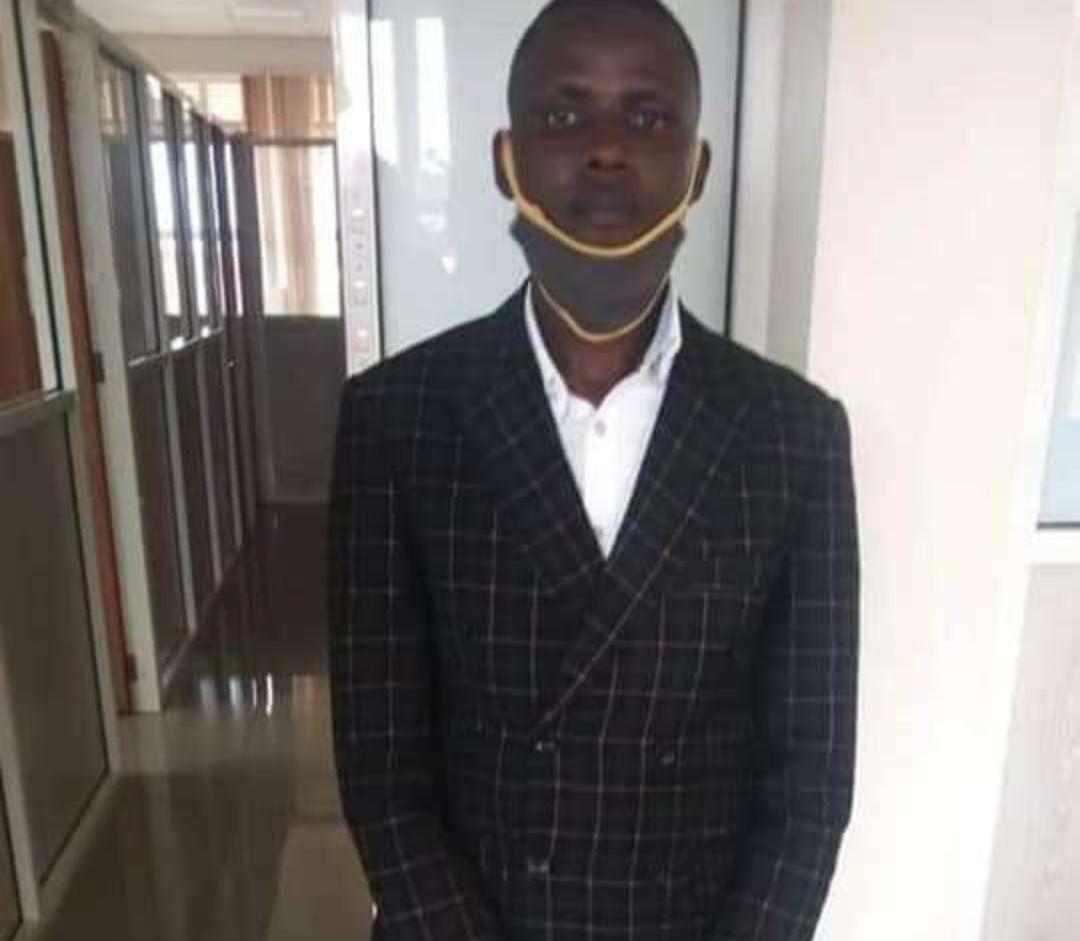 Mr Sirajje Ssemanda was arrested over fraud (PHOTO/Courtesy).