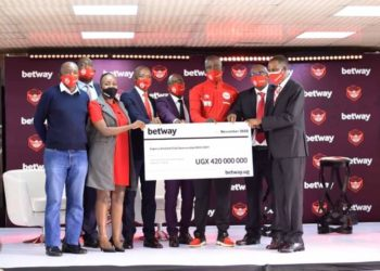 Betway Uganda country manager