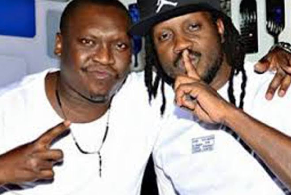 Comedian Patrick Salvador and Singer Bebe Cool respectively (PHOTO/File).