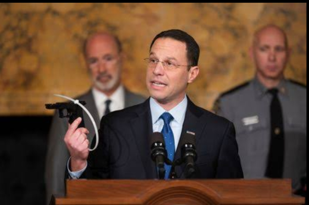 Pennsylvania Attorney General Josh Shapiro (PHOTO/Courtesy).