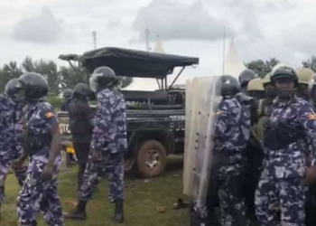 The Police and the Military have arrested National Unity Platform presidential candidate Bobi Wine (PHOTO/Courtesy).