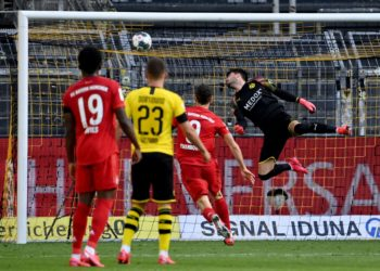Bayern have won both of the last two meetings with Dortmund. (PHOTO/Courtesy)