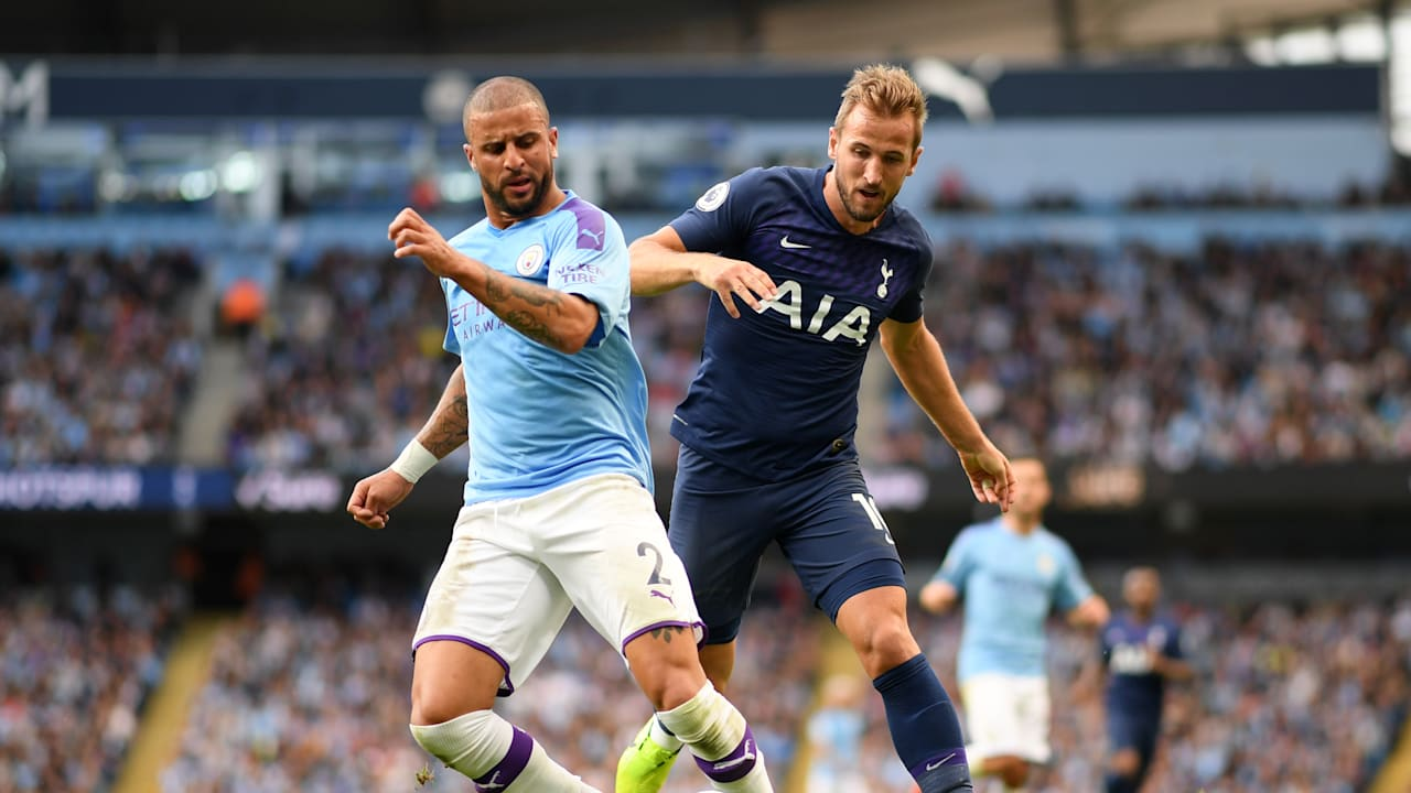 Spurs defeated Man City 2-0 in the reverse fixture last season. (PHOTO/Courtesy)