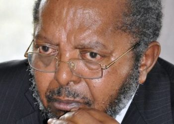 Central Bank governor Tumusiime Mutebile gets new term PHOTO/Courtesy).