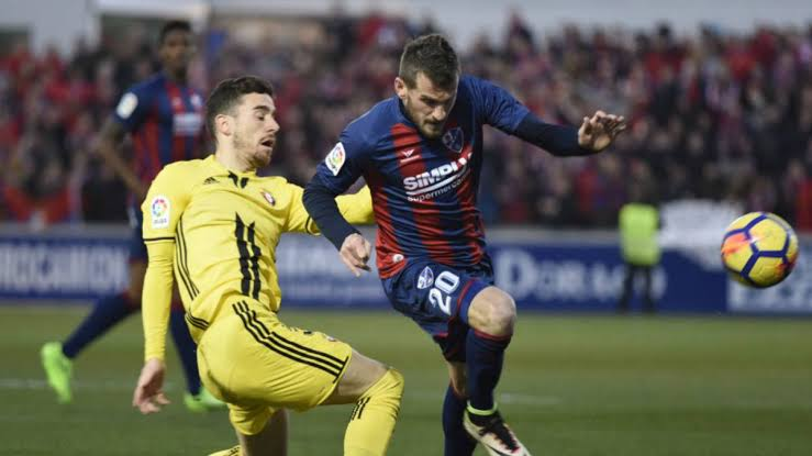 Osasuna and Huesca have drawn only one of their past four meetings. (PHOTO/Courtesy)