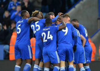 Leicester defeated Manchester United 3-1 to enter FA Semi Finals (PHOTO/Courtesy)