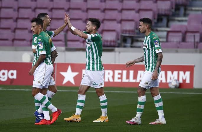Betis have lost four of their past five games. (PHOTO/Courtesy)