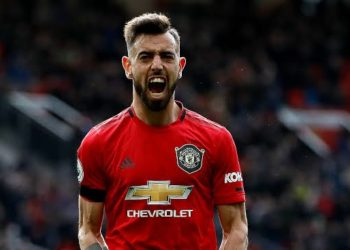 Bruno Fernandes has had a bigger impact at Manchester United for the last 13 months (PHOTO/File).