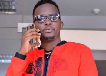 """Bobi Wine has endorsed singer and NBS TV presenter Sekidde Robert alias Tuff B's brand new song titled """"Rise Up"""" dedicated to the People Power struggle (PHOTO/File)."""