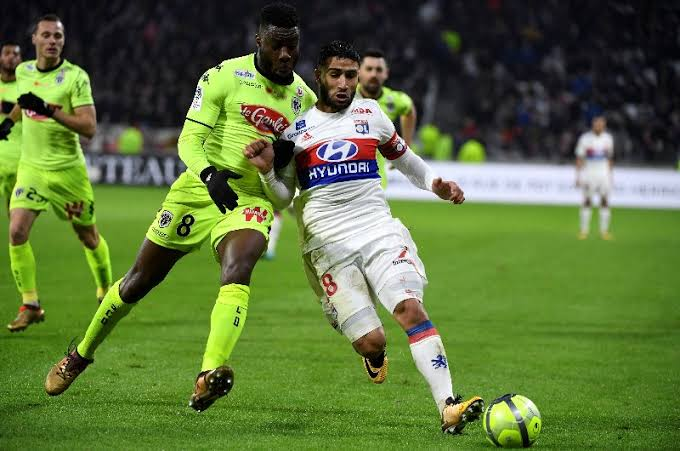 Lyon have won all the past three meetkngs with Angers. (PHOTO/Courtesy)