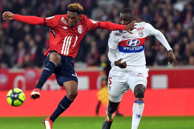 Lille are currently on an 8-game unbeaten run against Lyon. (PHOTO/Courtesy)