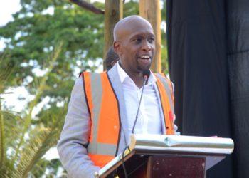 Alvin Mbugua, Uganda Breweries Managing Director (PHOTO/Courtesy).