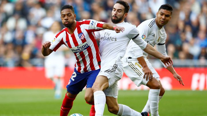 Two of the last three Madrid derbies have ended in draws. (PHOTO/Courtesy)