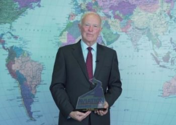Sir Tim Clark also honoured with Lifetime Achievement Award (PHOTO/Courtesy)