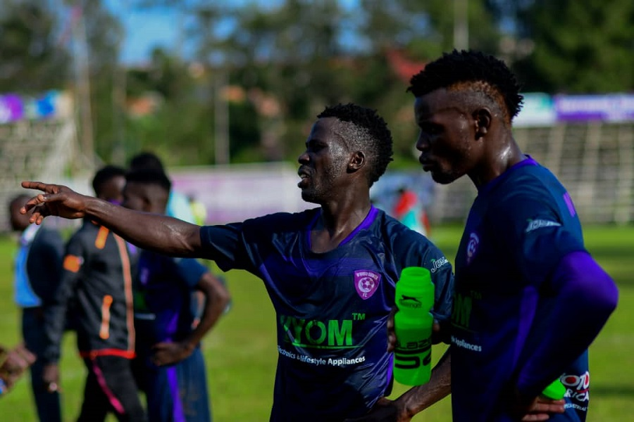 Wakiso Giants FC have drawn all their games this season. (PHOTO/Courtesy)