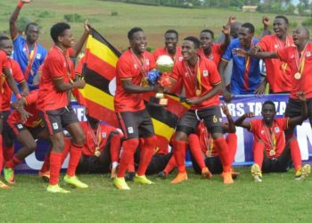 The Hippos have qualified for the AFCON U20 finals tournament in Mauritania. (PHOTO/Courtesy)