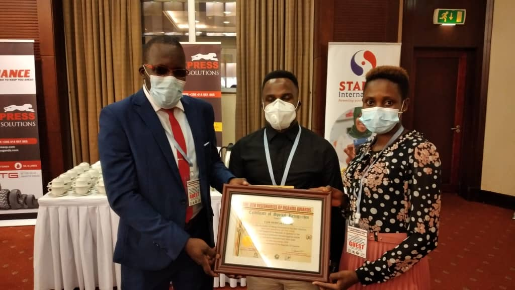 Case Medical Center has been awarded as the best visionary private hospital of the year for their outstanding contribution towards Uganda Middle income status aspiration and vision 2040 (PHOTO/Courtesy).