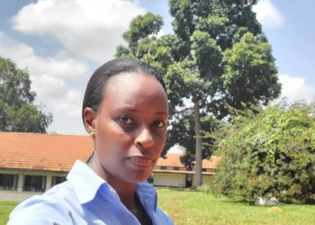 Kampala Water Network Manager Eng. Sharon Karungi (PHOTO/Courtesy).