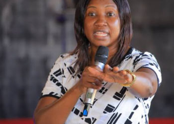 Spokesperson Ministry of Works Susan Kataike (PHOTO/File).