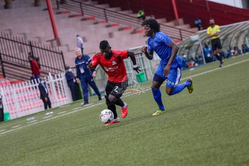 Vipers SC also lost the first leg 0-1 the previous weekend. (PHOTO/Courtesy)