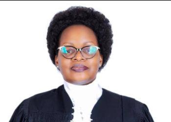 Mercy Kainobwisho, the new Registrar General of URSB (PHOTO/Courtesy).