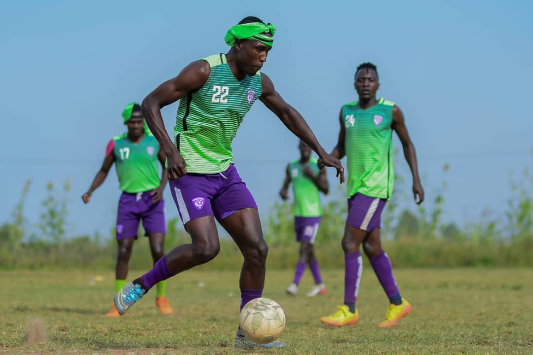The Purple Sharks will be seeking only for their second win of the season - the other being against Mbarara City (PHOTO/File).