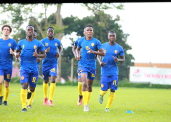 KCCA FC lost to SC Villa in their last game. (PHOTO/Courtesy)