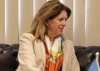 Stephanie Williams, acting special representative of the secretary-general of the United Nations in Libya (PHOTO/Courtesy).
