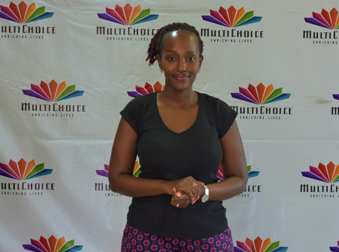 Joan Semanda Kizza, PR and Communications Manager, MultiChoice Uganda (PHOTO/Courtesy)