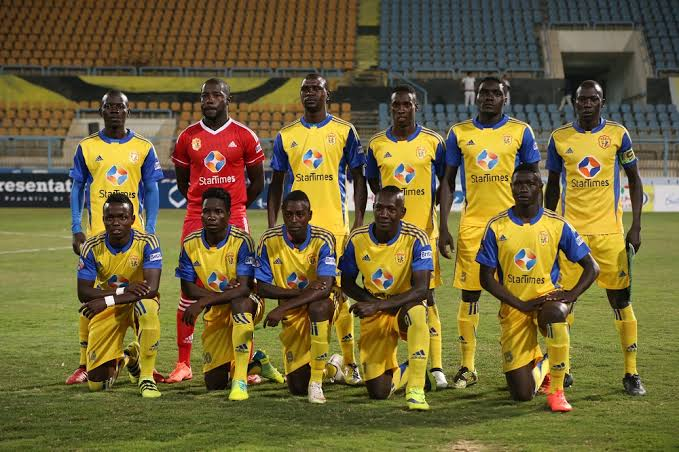 KCCA FC reached the CAF Confederations Cup group stage in 2017. (PHOTO/File)
