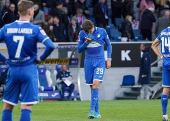 Hoffenheim have won only two of their opening 9 games this season. (PHOTO/Courtesy)