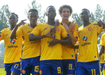 KCCA FC have won both of their opening two games this season. (PHOTO/Courtesy)