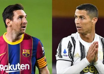 Lionel Messi and Cristiano Ronaldo have been rivals for almost all their careers. (PHOTO/Courtesy)