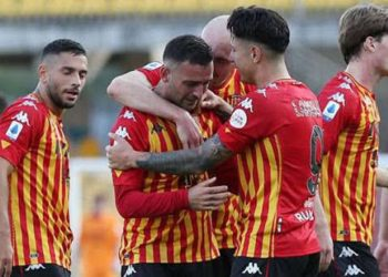 Benevento are unbeaten in their last three Serie A games. (PHOTO/Courtesy)