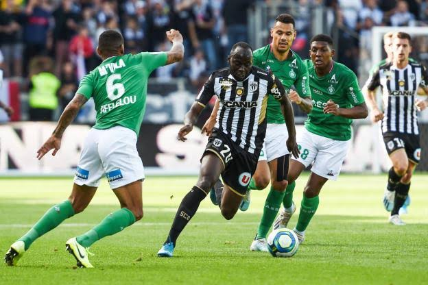 Saint Etienne are unbeaten in their last four home games against Angers. (PHOTO/Courtesy)
