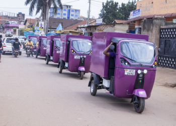 E-commerce platform leads EV revolution to combat emissions and noise pollution in Kampala (PHOTO/Courtesy).