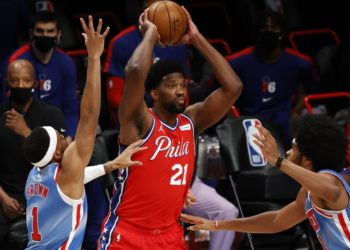 Embiid, who was born in Yaounde but moved to the United States at 16 years of age to pursue his dream of becoming a professional basketball player, has firmly established himself as one of the Philadelphia 76ers' best players (PHOTO/Courtesy).