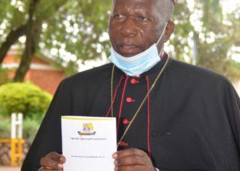 Bishop Joseph Antony Zziwa, the Chairman of the Uganda Catholic Bishops Conference released the statement in Kampala (PHOTO/File).