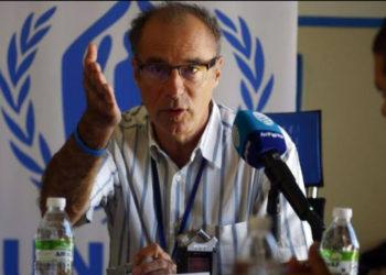 Jean-Paul Cavalieri, UNHCR Chief of Mission in Libya (PHOTO/Courtesy).