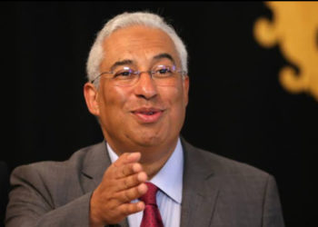 Antonio Costa, the Portuguese Prime Minister (PHOTO/Courtesy).