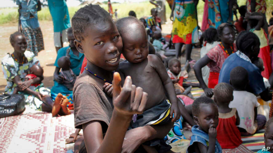 In the early months of 2017, parts of South Sudan experienced a famine following several years of instability in the country's food supply caused by war and drought (PHOTO/Courtesy).