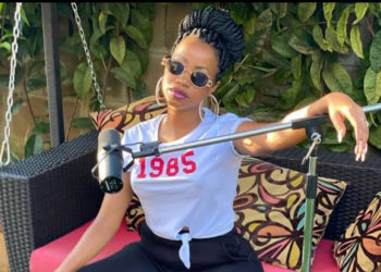 Singer Sheebah Karungi (PHOTO/Courtesy).